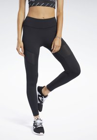 Reebok - WORKOUT READY  - Tights - black - 0