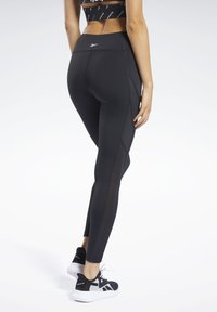 Reebok - WORKOUT READY  - Tights - black - 2