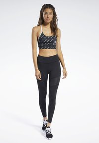 Reebok - WORKOUT READY  - Tights - black - 1