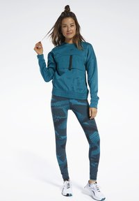 Reebok - Tights - seaport teal - 1