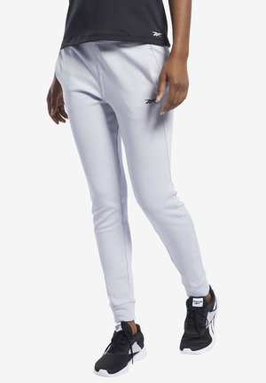 QUIK COTTON PANTS - Tracksuit bottoms - grey