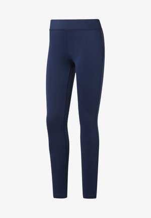 WORKOUT READY TIGHTS - Collants - blue