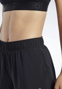 Reebok - EPIC LIGHTWEIGHT SHORTS - Korte broeken - black