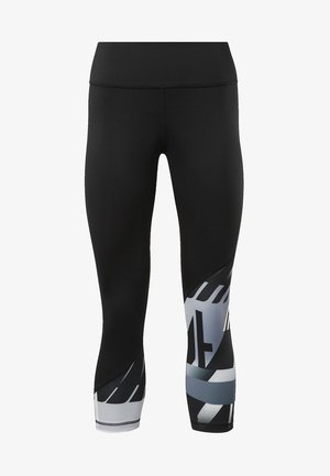 LUX - 3/4 sports trousers - sterling grey