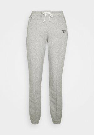 FRENCH PANT - Pantalon de survêtement - medium grey heather