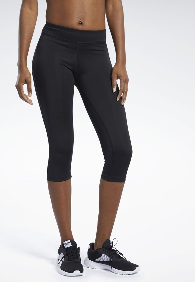 WORKOUT READY CAPRI TIGHTS - Tights - black