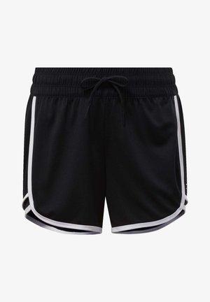 WORKOUT READY SHORTS - kurze Sporthose - black