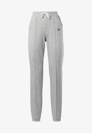 TRAINING ESSENTIALS PANTS - Tracksuit bottoms - gray