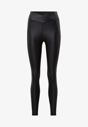 STUDIO HIGH-RISE TIGHTS - Legging - black