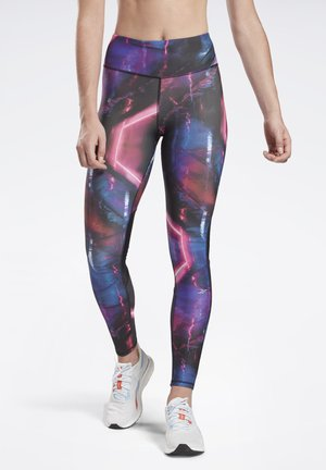 ONE SERIES RUNNING TIGHTS - Legging - posh pink