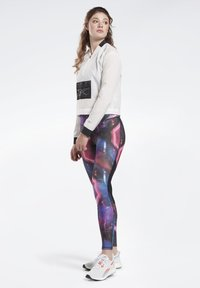 Reebok - ONE SERIES RUNNING TIGHTS - Trikoot - posh pink - 1