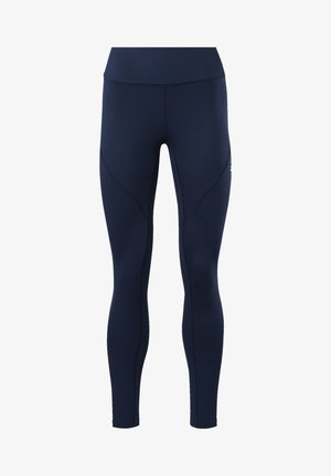 UNITED BY FITNESS LUX PERFORM TIGHTS - Legging - blue