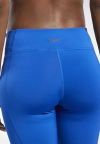 Reebok - MEET YOU THERE TIGHTS - Collants - humble blue - 3