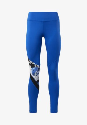 MEET YOU THERE TIGHTS - Legging - humble blue