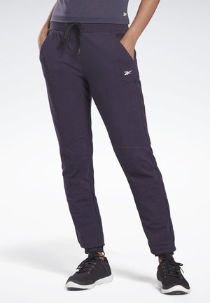 MILLS® JOGGERS - Tracksuit bottoms - purple