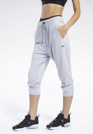JERSEY 7/8 PANTS - Pantalon de survêtement - grey