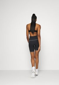 Reebok - BIKE SHORT - Tights - black - 0
