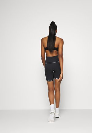 BIKE SHORT - Leggings - black