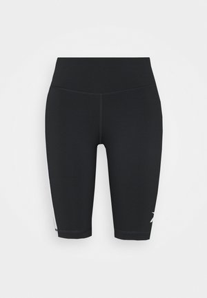 WOR SHORT - Leggings - black