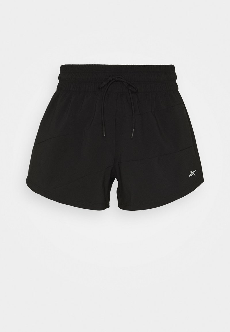 Reebok - SHORT - Krótkie spodenki sportowe - black
