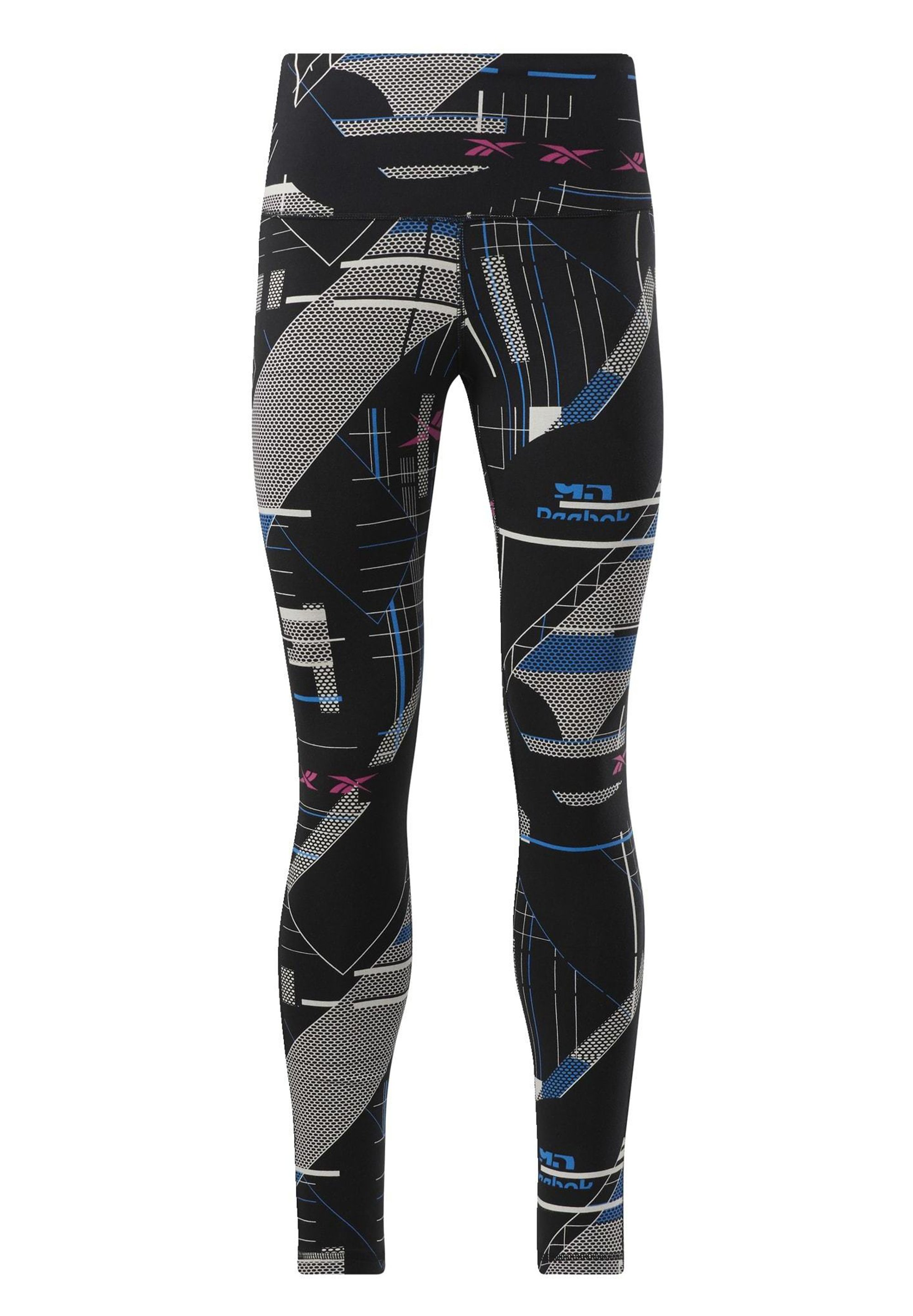 Marke Reebok Running Essentials Printed Legging Damen