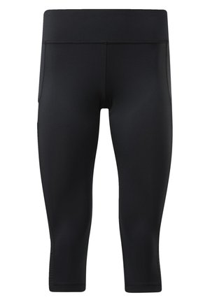 WORKOUT READY MESH LEGGINGS - Tights - black