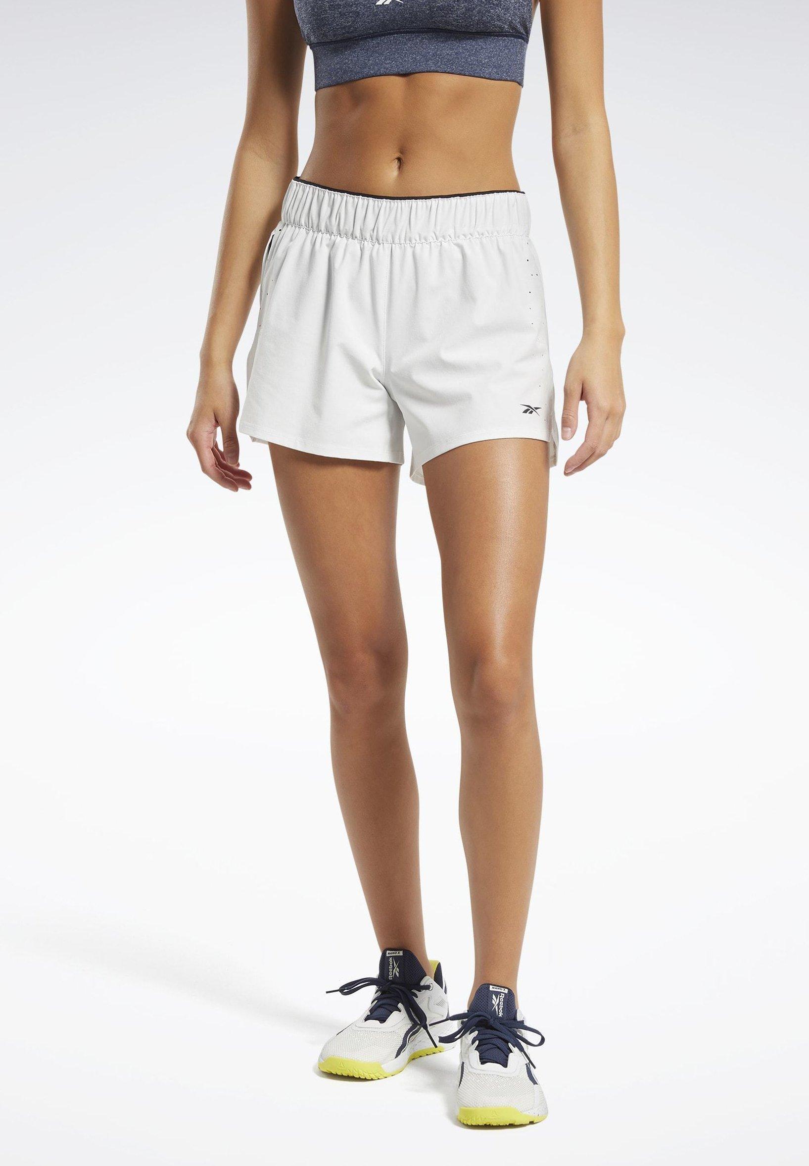 Reebok Damen Tight Shorts Sporthose Training Fitness Kurze