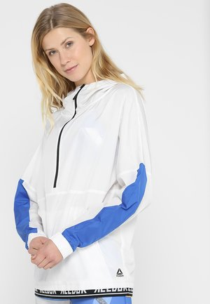 NOVELTY - Trainingsjacke - white