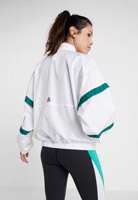 Reebok - JACKET - Training jacket - white - 2