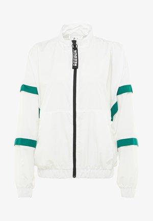 JACKET - Training jacket - white