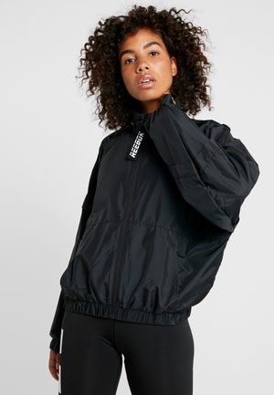 JACKET - Training jacket - black