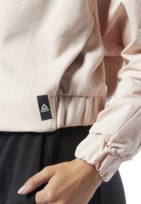 Reebok - Training jacket - pink - 5