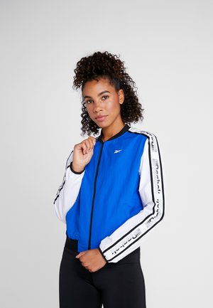 ELEMENTS TRAINING TRACKSUIT - Trainingsanzug - blue