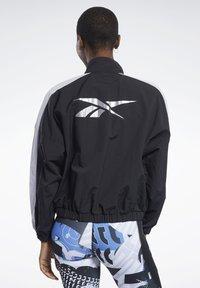 Reebok - MEET YOU THERE JACKET - Training jacket - black - 2
