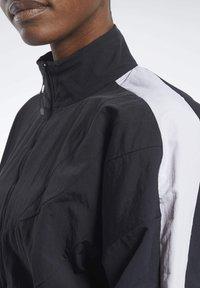 Reebok - MEET YOU THERE JACKET - Training jacket - black - 3