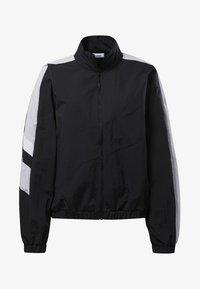 Reebok - MEET YOU THERE JACKET - Training jacket - black - 6