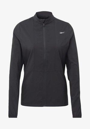 RUNNING ESSENTIALS WIND JACKET - Training jacket - black