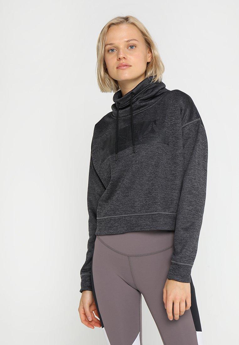 Reebok - THERMOWARM - Sweatshirt - black
