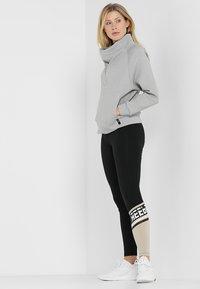 Reebok - COWL NECK - Sweatshirt - grey - 1