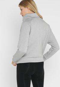 Reebok - COWL NECK - Sweatshirt - grey - 2