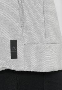 Reebok - COWL NECK - Sweatshirt - grey - 6