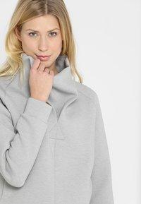 Reebok - COWL NECK - Sweatshirt - grey - 3