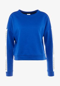 Reebok - TRAINING ESSENTIALS PULLOVER - Mikina - cobalt - 3