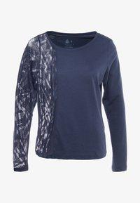 Reebok - T-shirt de sport - heritage navy - 4