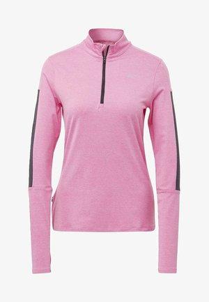 Maglietta a manica lunga - posh pink