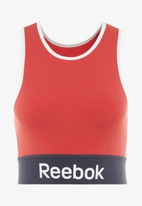 Reebok - TRAINING BRA - Reggiseno sportivo - red - 4
