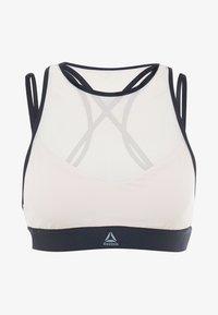 Reebok - STRAPPY BRA - Sports bra - pink - 3