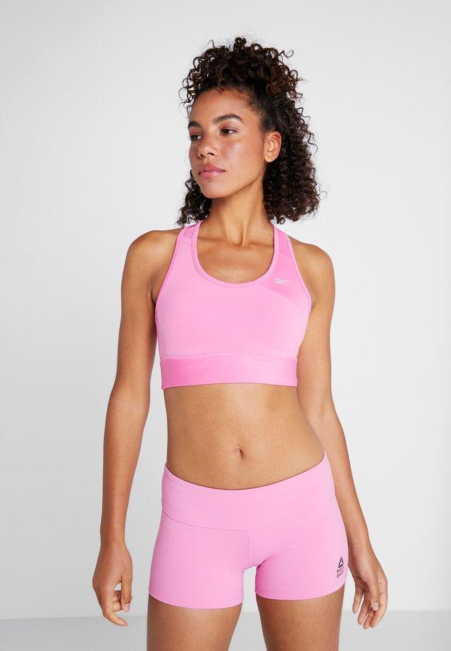 REBRA - Sujetador deportivo - pink
