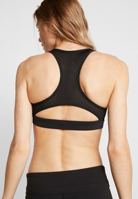 Reebok - HERO RACER BRA - Sports-BH - black - 2