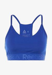 Reebok - STRAPPY BACK BRA - Sports bra - cobalt - 4